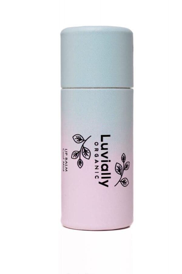 Luvially Cool Mint lip balm -huulivoide