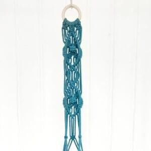Huiske Design, Aalto-amppeli, sininen