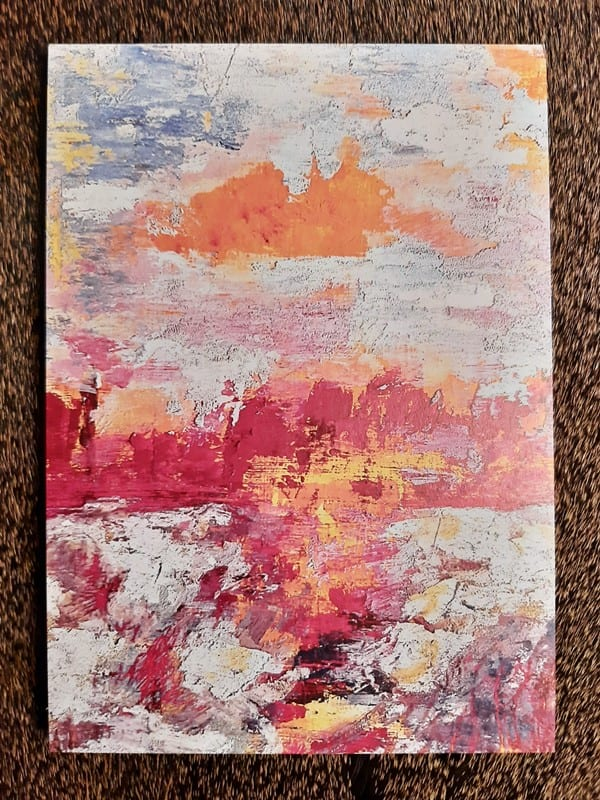 NAAPA design -postikortti, Kaikki se rakkaus joka minussa on